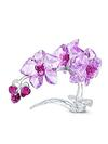 Swarovski Collection Crystal Flowers: Orchid