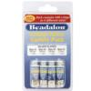 Crimp Tubes Variety Pack Silver Plated
