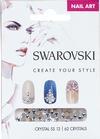Swarovski Nail Art Loose Crystals - Crystal SS12