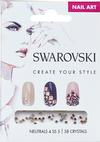 Swarovski Nail Art Loose Crystals - Neutral 4 SS5