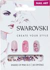 Swarovski Nail Art Loose Crystals - Pink SS5