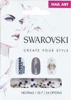 Swarovski Nail Art Loose Crystals - Neutral 1 SS7