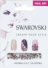 Swarovski Nail Art Loose Crystals - Neutral 4 SS7