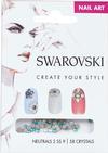 Swarovski Nail Art Loose Crystals - Neutral 2 SS9