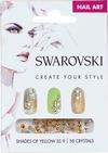 Swarovski Nail Art Loose Crystals - Yellow SS9