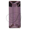 Swarovski 4501 Baguette Fancy Stone Crystal Antique Pink 4x2mm