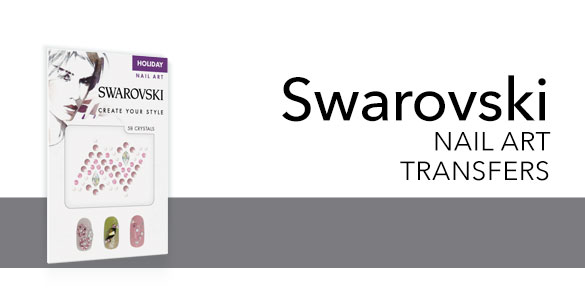 Swarovski Nail Art Transfers