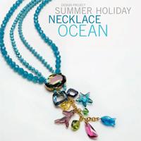 Summer Holidays Necklace Ocean