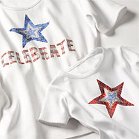 4th of July Shirts by SWAROVSKI™
