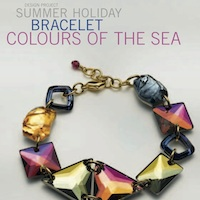Bracelet Colours Of The Sea