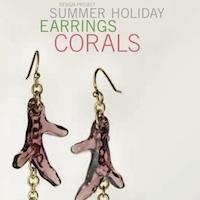 Earrings Corals