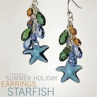 Earrings Starfish