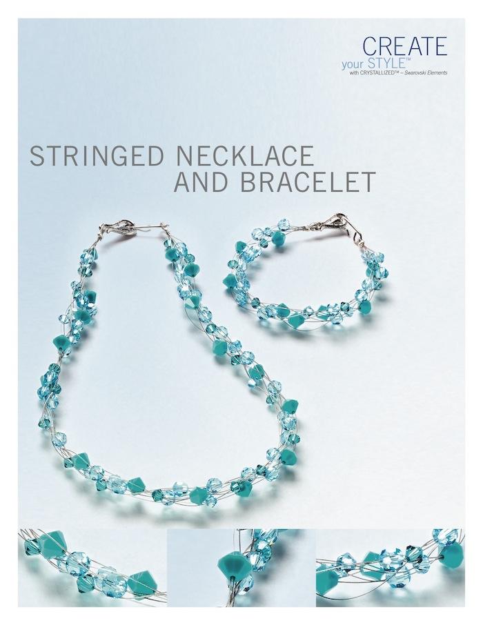 Stringed Neclace by SWAROVSKI™