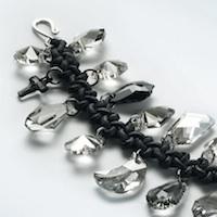 Macrame Charm Bracelet Instruction Guide