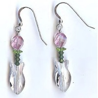 Design Special - Flower Earrings