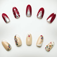 Nail Design by SWAROVSKI™